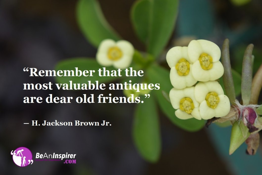 Remember-that-the-most-valuable-antiques-are-dear-old-friends-H-Jackson-Brown-Jr-Top-100-Friendship-Quotes-Be-An-Inspirer