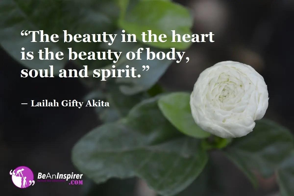 Beauty Quotes Beaninspirer