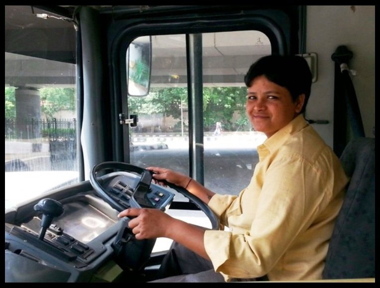 Vankadarath-Saritha-The-First-Female-Bus-Driver-Of-India-First-Indian-Woman-Be-An-Inspirer