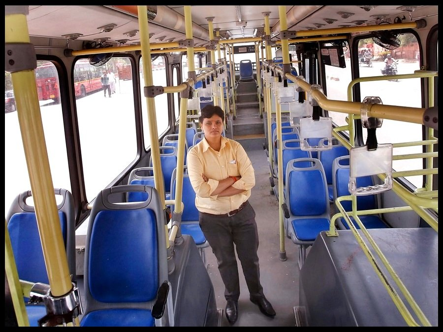 Vankadarath-Saritha-The-First-Indian-Female-Bus-Driver-Be-An-Inspirer
