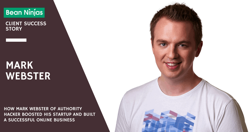 Client Success Story: What Mark Webster Did to Grow His Successful Business