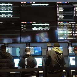 Coronavirus Pandemic Affects the Sports Betting Industry