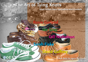 ISSUU   The Art of Tying Knots  flax003  by Litfest