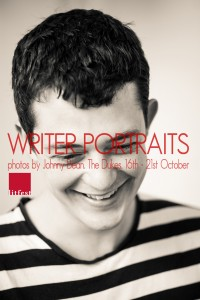 Writer Portraits Exhibition