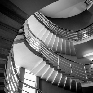 Midland Hotel Staircase