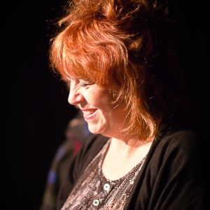 Carol Birch at Lancaster Litfest