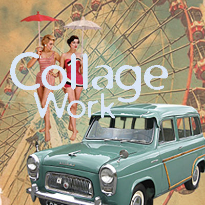 Collage Work logo
