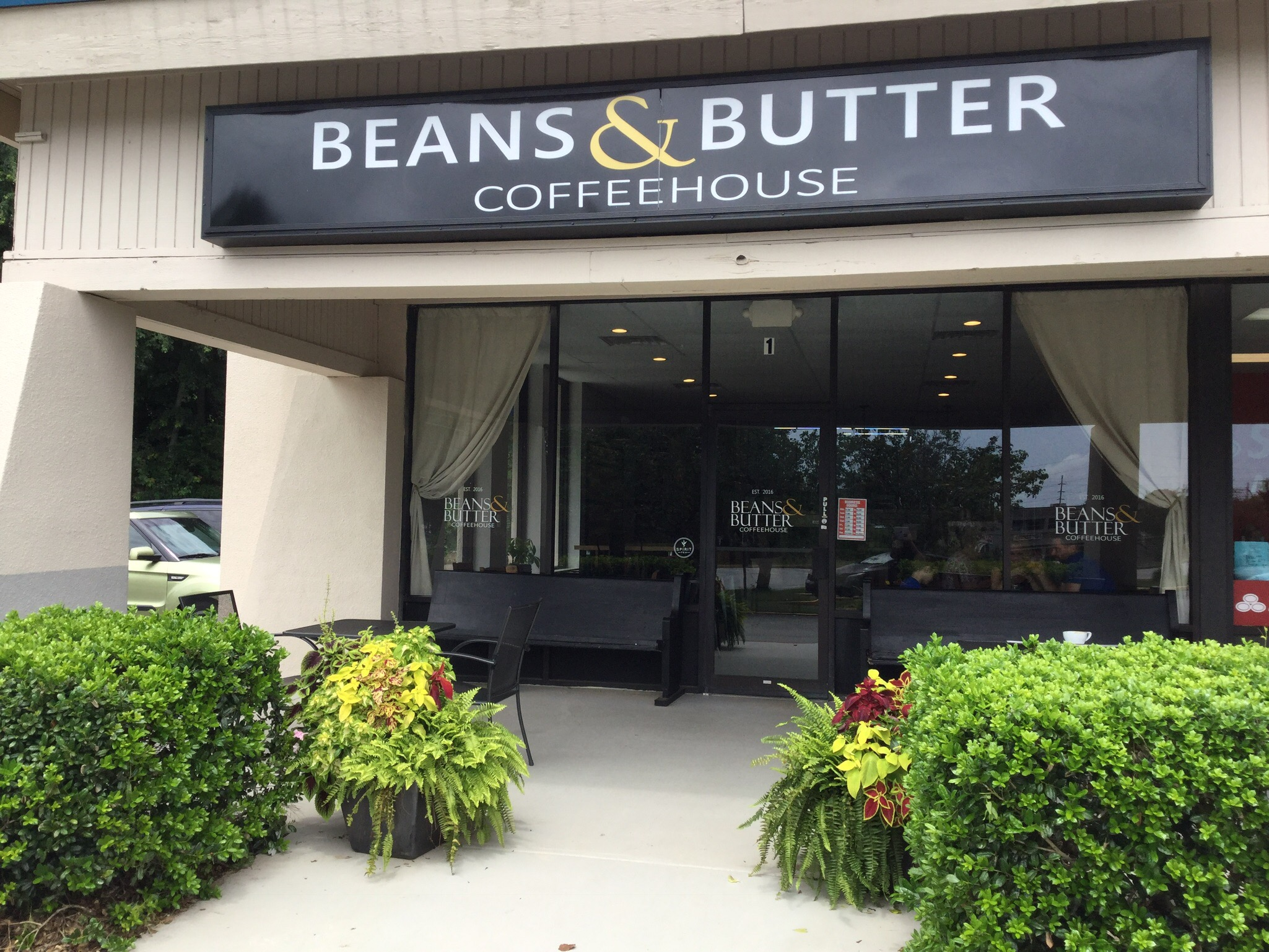 Photo of Beans & Butter storefront
