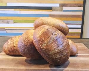 Bread on Board
