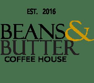 Beans & Butter Coffeehouse Logo
