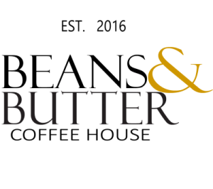 Beans & Butter Coffeehouse Logo