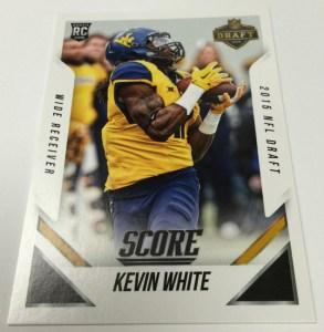 Kevin White 2015 Score NFL Draft