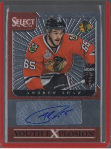 2013-14 Select Youth Explosion #16 Andrew Shaw