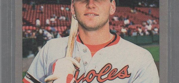 "1989 Fleer Bill Ripken ""F**k Face"""