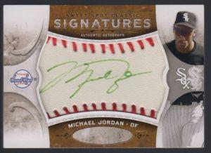 Michael Jordan Sweet Spot