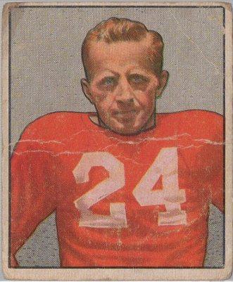 1950 Bowman #57 John Cochran
