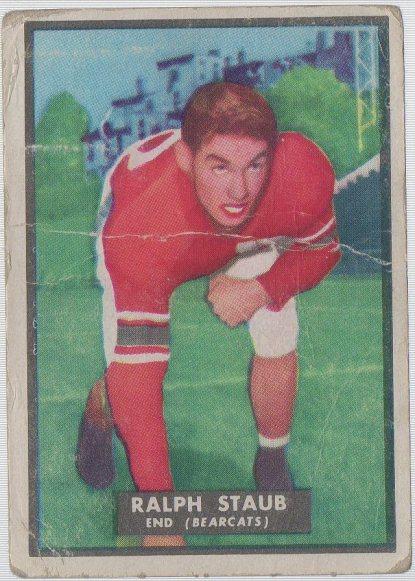1951 Topps Magic #39 Ralph Staub