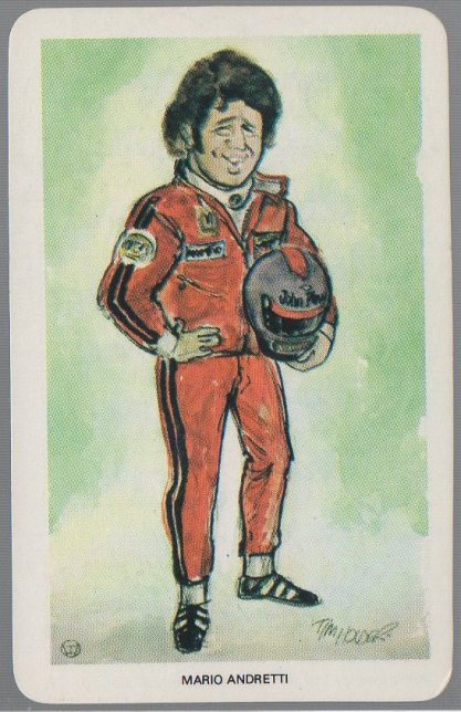1979 Venorlandus World of Sport Our Heroes Flik-Cards #6