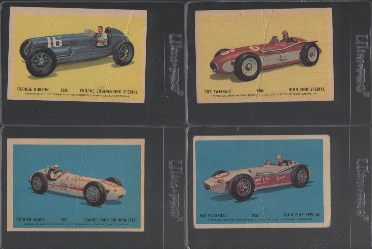 Additions from the Indy 500 Memorabilia Show