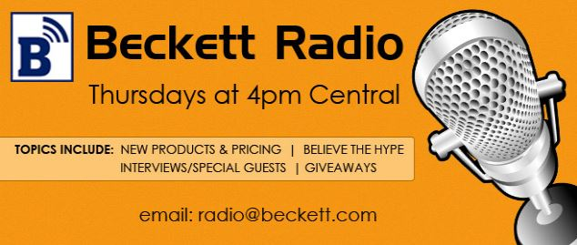 INTERVIEW: BeansBallcardBlog Founder Kin Kinsley on Beckett Radio