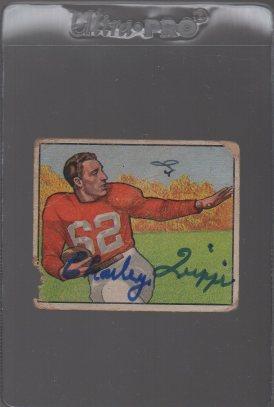 1950 Bowman #129 Charley Trippi