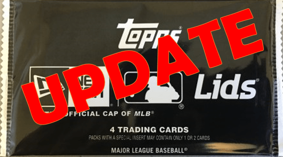 How Scarce Are They Topps/New Era/Lids Cards? VERY!