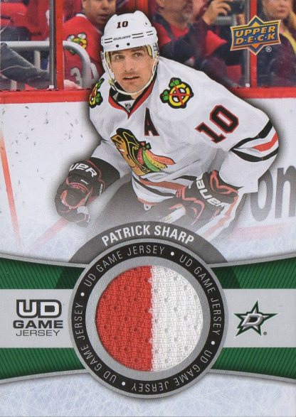 2015-16 Upper Deck Game Jersey #GJPS Patrick Sharp