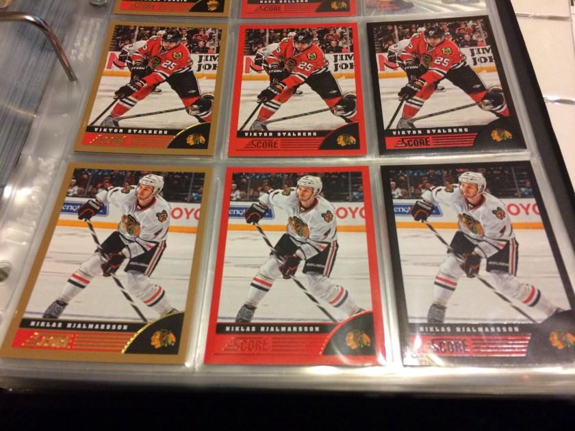 2013-14 Score Hockey