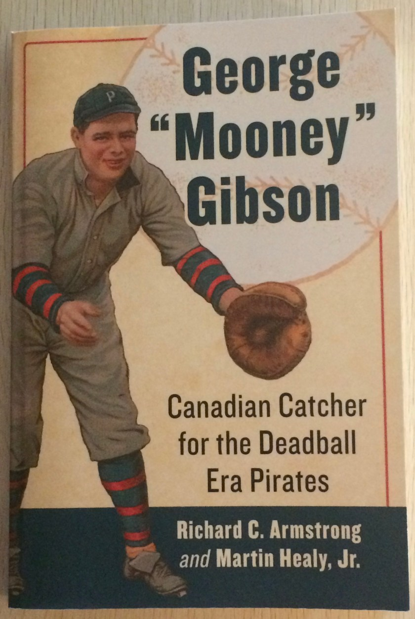 "George ""Mooney"" Gibson Book Cover"