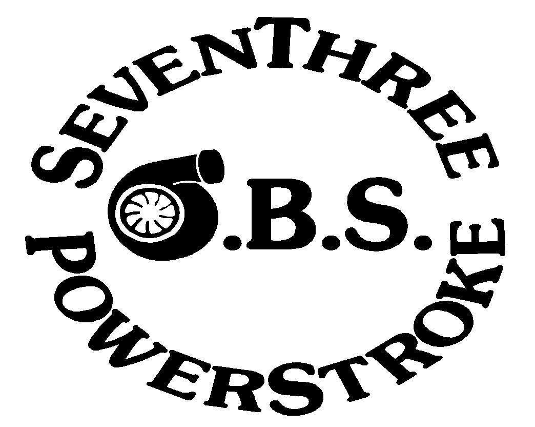 O B S Ford 7 3 Powerstroke Group