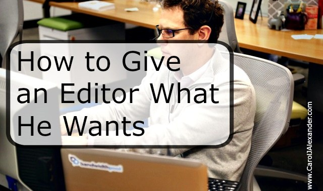 How to Make an Editor Happy | Be a Pro Writer