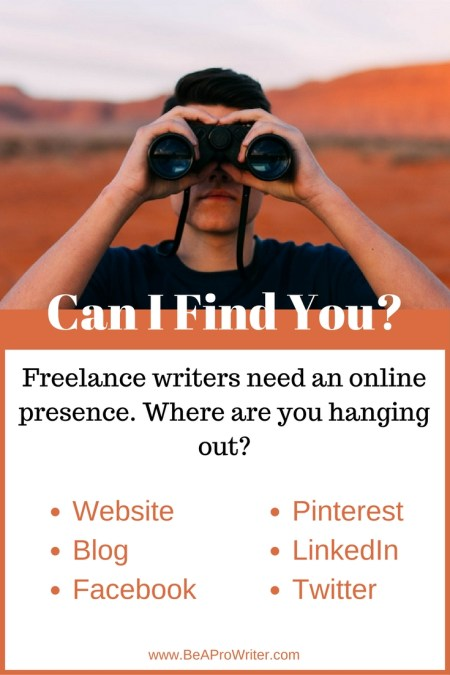 Does a freelance writer need a website? | Be a Pro Writer
