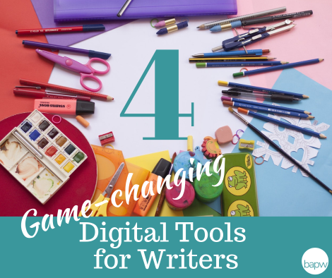 Digital Tools for Writers | Be a Pro Writer