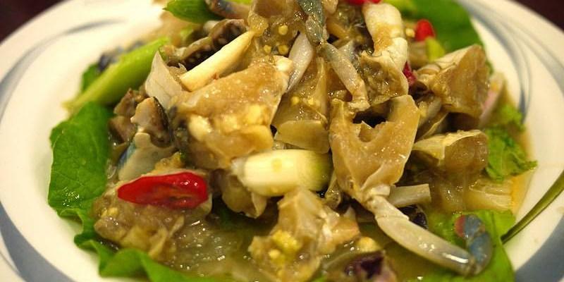 【金門高粱嗆蟹】好口味海鮮餐廳