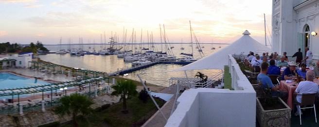 Charter docks, Cienfuegos
