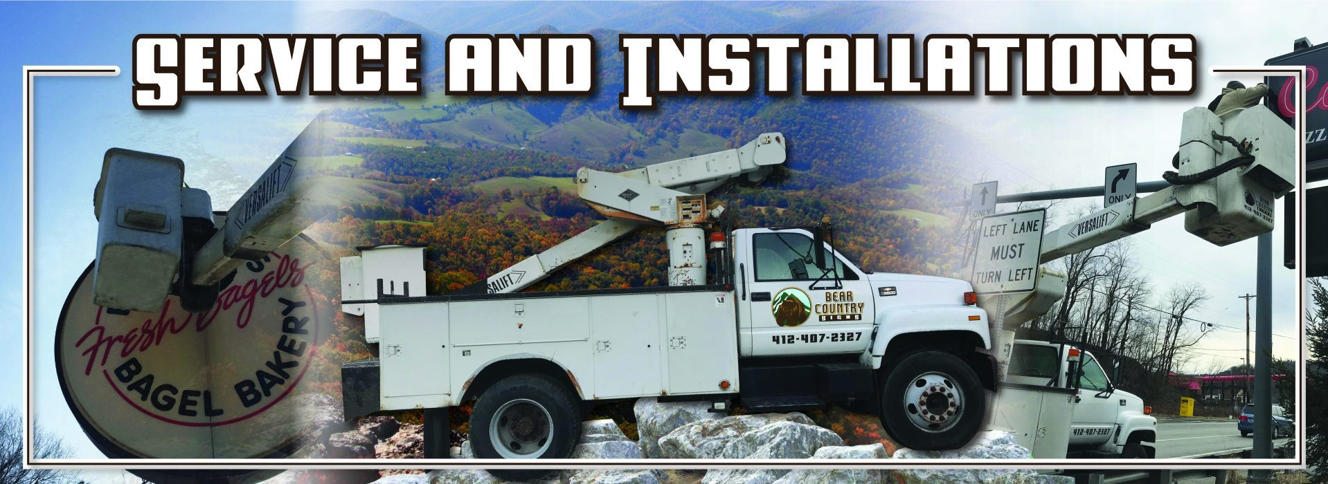 service and installations