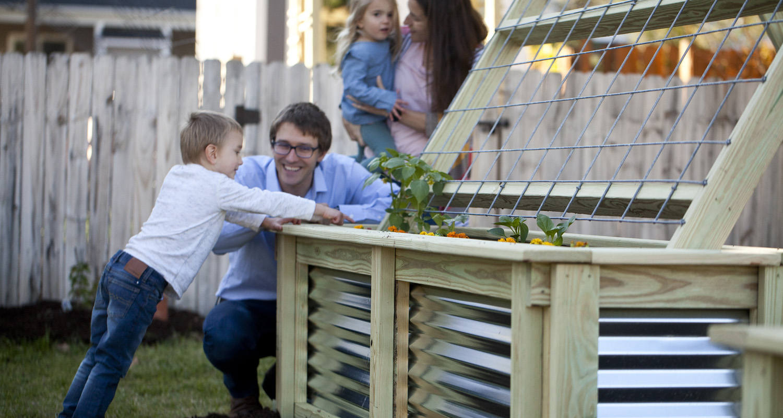 Garden Box Set - Planted