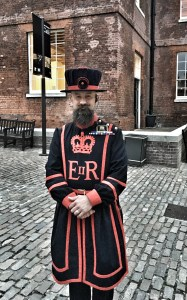 Bearded Beefeater