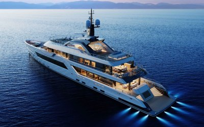 60M New Construction Amels Hull #4