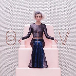 St. Vincent Album Art