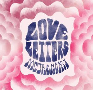 Metronomy Love Letters Album Art