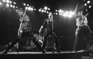 The Clash in concert