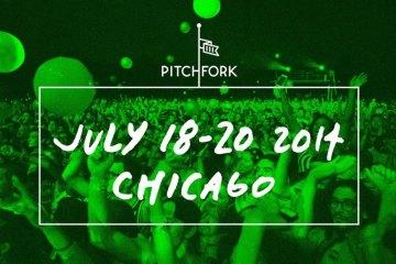 pitchfork music festival 2014 logo