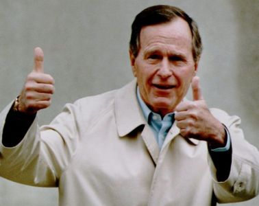 George H. W. Bush 's Ten Best albums from 1989 to 1993