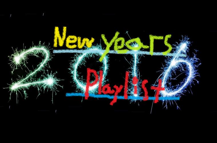 NYE Playlist 2016