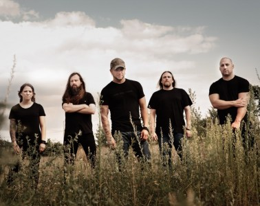 All That Remains Press Photo