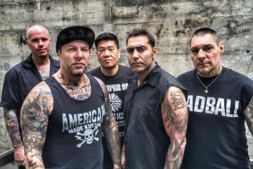 Agnostic Front The American Dream Died Photo