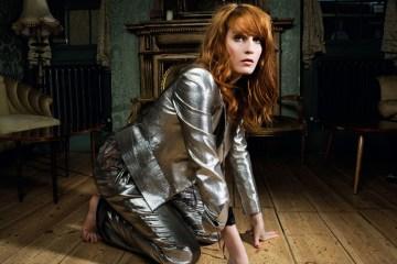 Florence Welch Feet