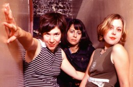 Sleater-Kinney The Hot Rock Photo 1999