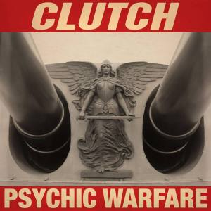 Clutch Psychic Warfare Album Art